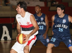 Flamengo volta a jogar pelo Estadual de Basquete