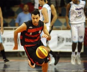 Flamengo é pentacampeão estadual de basquete