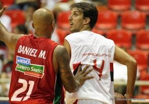 Basquete: Marcelinho está fora da Liga das Américas
