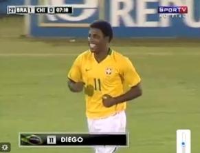 Diego Maurício comanda vitória da Seleção Sub-20