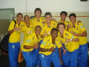 Seleção Sub-20 decide título nesta terça