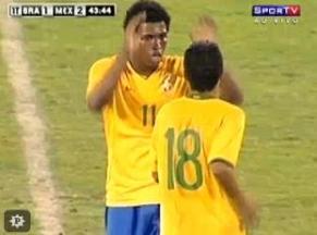 Brasil perde título sub-20 para o México