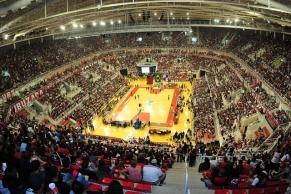 Flamengo enfrenta Brasília no próximo jogo na HSBC Arena