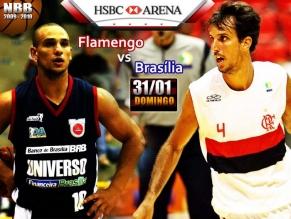Flamengo e Universo abrem a 14ª rodada do NBB
