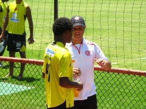 Diego Maurício é o Flamengo na Seleção sub-20