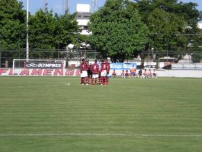 Garotada inicia semana decisiva contra o Vasco
