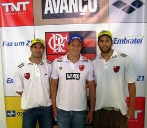 Flamengo vai com tudo para o Troféu Maria Lenk