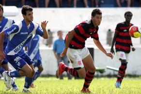 Flamengo goleia o Bangu na Taça Rio sub-20