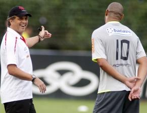 Flamengo já pensa na estreia do Brasileiro
