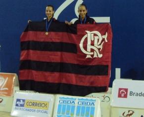 Flamengo é bem representado no Torneio Sul/Sudeste de Nado Sincronizado 2010