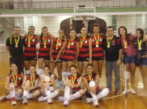 Flamengo é campeão da primeira fase do Estadual