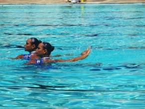 Gêmeas rubro-negras têm estreia promissora no Mundial Júnior