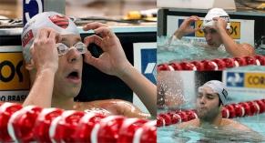 Top team da natação do Flamengo entra em ação
