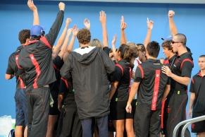Flamengo conquista três medalhas no primeiro dia de finais do Finkel