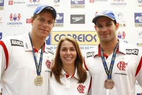 Flamengo de volta ao Top 10 da natação brasileira