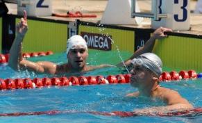 Cesar Cielo e Nicholas Santos estreiam com bons resultados em Dubai