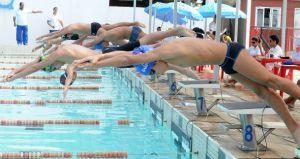 Fla faz bonito no Circuito Estadual de natação
