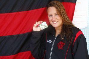 Medalhas garantidas em mais um dia de finais pelo Maria Lenk