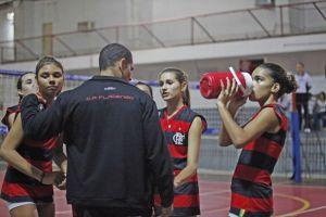 Resultados das divisões de base de vôlei do Flamengo