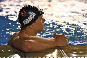 Cielo estreia no Mundial nadando os 50 m borboleta