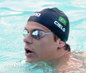 Cesar Cielo fica fora do pódio dos 100m livre