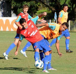 Thiago Neves promete chamar a responsabilidade