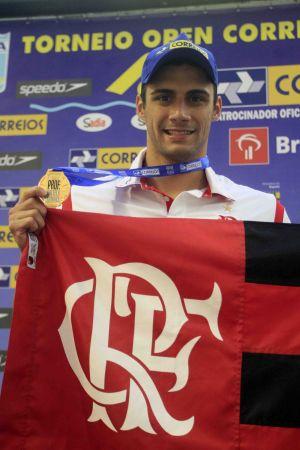 Flamengo fecha o Open com mais dois ouros e uma prata