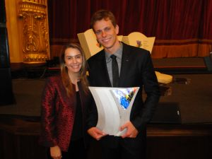 Cesão leva o prêmio Brasil Olímpico