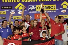 Flamengo é campeão brasileiro de natação