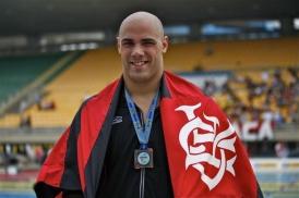 Seleção brasileira de natação ganha reforço