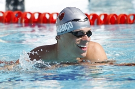 Cesar Cielo leva o ouro nos 50m livre no Trofeo Settecolli