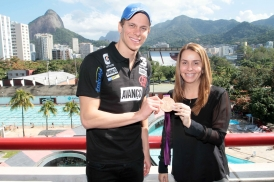 Cesar Cielo coloca foco em 2016 e em competições como o Mundial de 2013