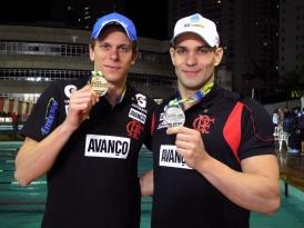 Cesar Cielo leva ouro com recorde no Troféu José Finkel