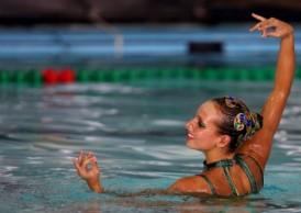 Maria Clara Coutinho conquista ouro no Sul-Americano Juvenil