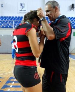 Meninas do Infanto-Juvenil são tricampeãs da Copa Minas