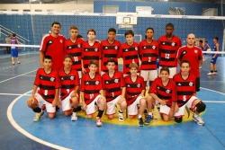 Flamengo sobe ao pódio três vezes na Taça Paraná