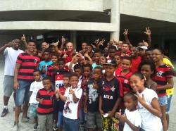Reponsabilidade Social em ação no Maracanã
