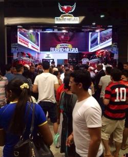 Flamengo inaugura loja oficial no Maranhão