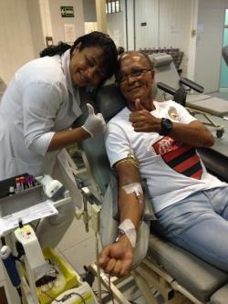 Flamengo vence campanha Torcida pela Vida