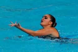 Atleta do nado representa Flamengo em Festival Pan-Americano