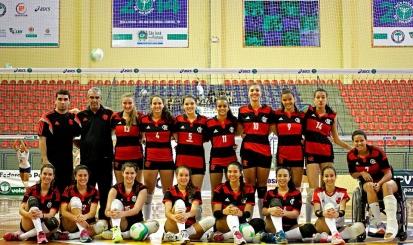 Sub-16 e sub-21 conquistam prata na Taça Paraná de vôlei
