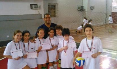 Clube batiza festival de vôlei em homenagem à Ênio Figueiredo
