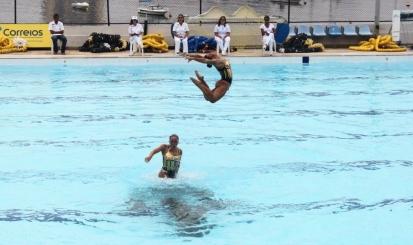 Ano de renovação para o nado sincronizado