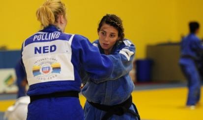 Sorteadas as chaves das judocas rubro-negras no GP de Düsseldorf