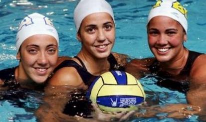 Irmãs Canetti são convocadas para Seleção de polo