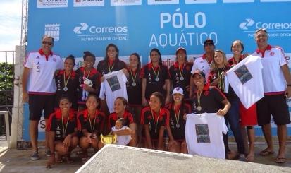 Flamengo fica em segundo lugar no Troféu Brasil de polo