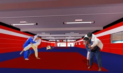 Obras do novo centro de lutas têm início nesta semana