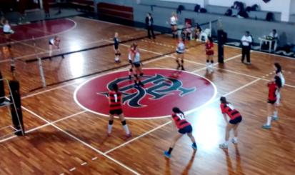 Flamengo vence na estreia do estadual de vôlei