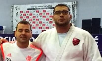 Judoca rubro-negro fatura bronze no Qualifying do Grand Prix Nacional