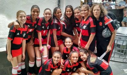 Flamengo conquista quatro medalhas na Copa Cidade Maravilhosa
